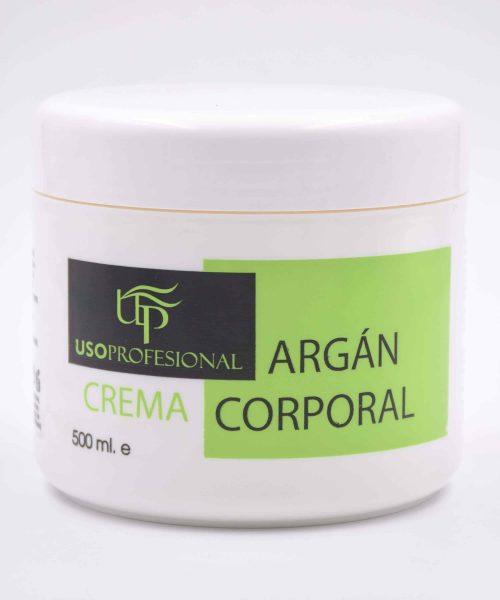CREMA NUTRITIVA CORPORAL CON ACEITE DE ARGAN