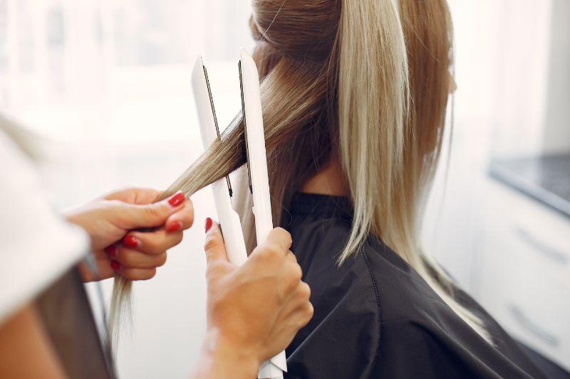Mechas, peinado mujer verano